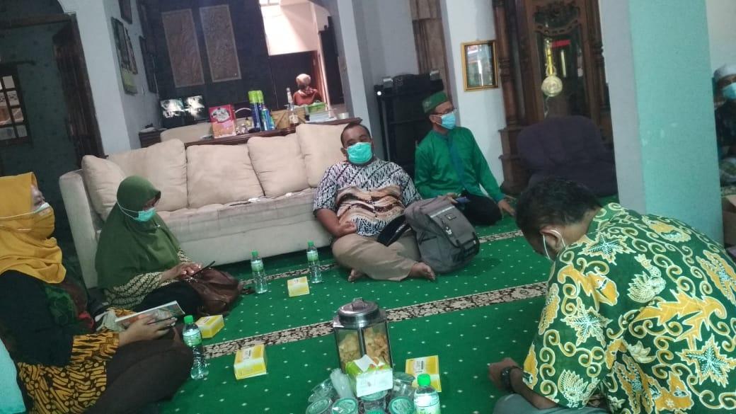 Verifikasi Lapangan Tim Gugus Tugas COVID-19 Kota Yogyakarta Untuk Tempat Ibadah (Pondok Pesantren)